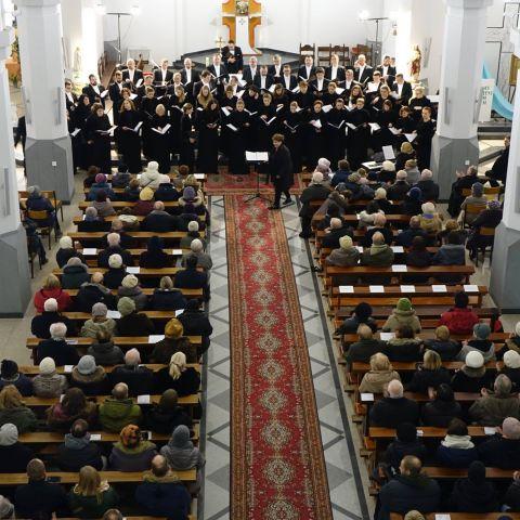 Koncert Chóru Opery i Filharmonii Podlaskiej