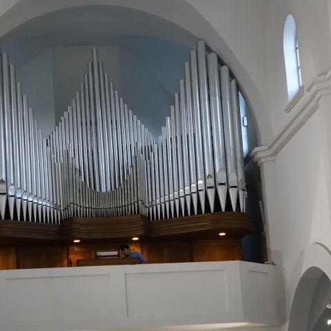 I Koncert organowy